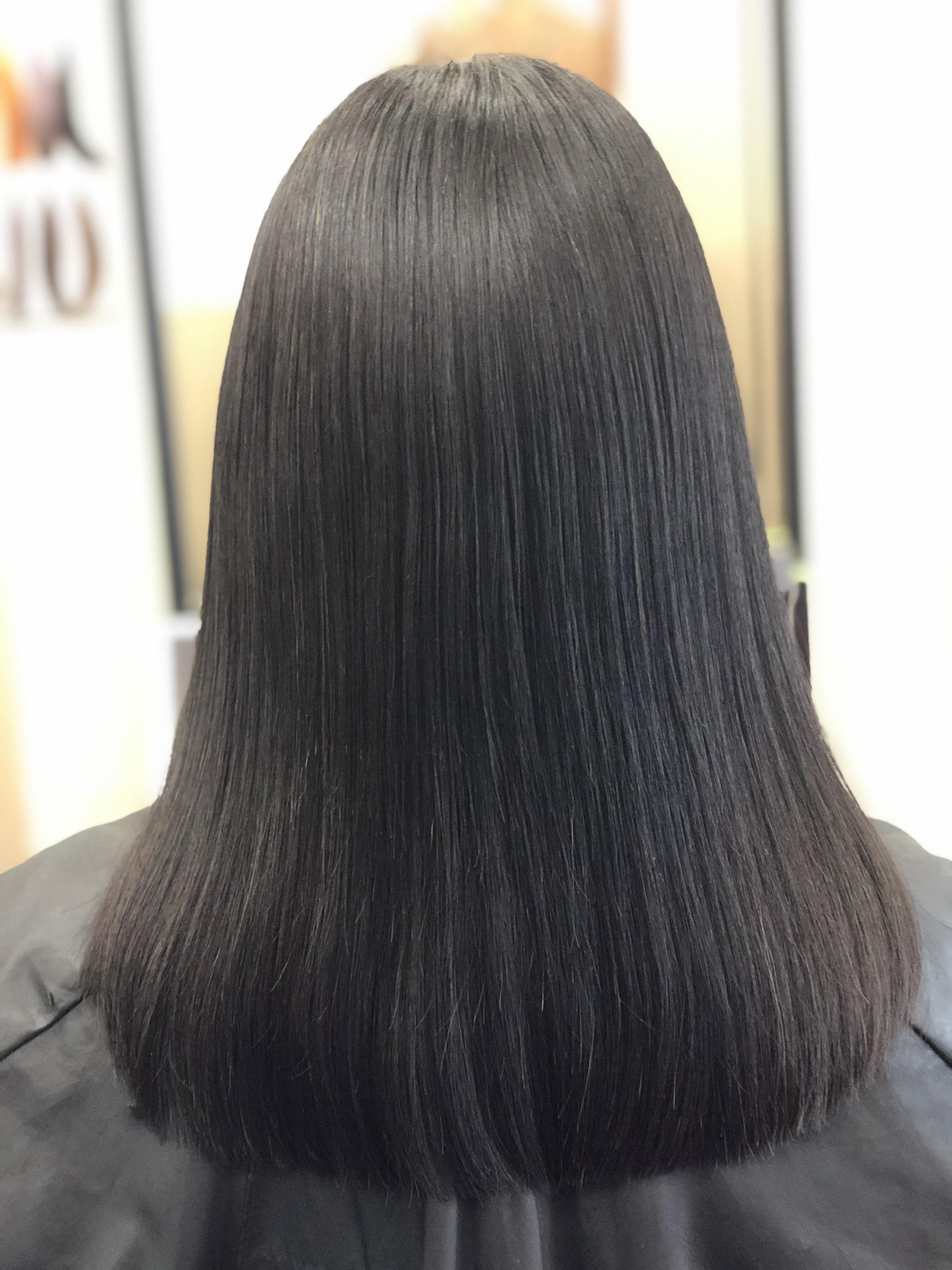 川口市で髪質改善の画像